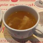 66468919 - 玉ねぎのスープ
