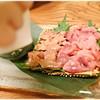 久松 - 料理写真:すっぽんの刺身。鮮度抜群でうんまい♪