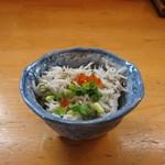 鎌倉釜飯 かまかま - しらすおろし