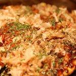 道とん堀 - 料理写真:お好み焼き 完成