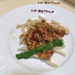 ラ・ベットラ・ダ・オチアイ ナゴヤ - シーフードのハーフ生パスタ