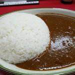 シュクリア - ライス左麺にもルーを注げ!