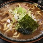 らーめん 井上家 - 料理写真:家系新味(豚骨魚介) 780円