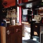 台湾茶Cafe KIKICHA TOKYO - 内観