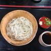 みさきのしょうゆ屋 麺処つゆ処 蔵 - 料理写真:杉樽うどん(*´д`*)550円 薬味すくなっ 入れ過ぎは露を台無しにしちゃうからね←