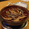 どぜう ひら井 - 料理写真:どぜう 鍋