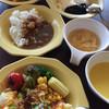 ビッグボーイ - 料理写真:ビッグボーイバイキング!サラダ、カレーライス、スープ、ゼリー、フルーツ~