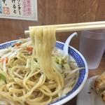 66474089 - 麺アップ