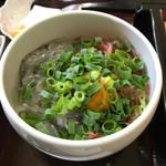 樹庵 - 料理写真:樹庵丼:生しらすと桜海老が美味い