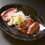 お好み焼き 道とん堀 - 鉄板焼き肉の定番牛ハラミ