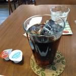 Flavor - ドリンク写真:アイスコーヒー