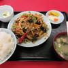 中福楼 - 料理写真:B定食 800円