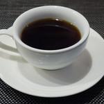 ル・レーヴ・アンシュマン - コーヒー
