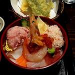 ちょびぞう - 海鮮丼&天ぷら