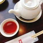 過門香 點 - 優しいお茶ですな!