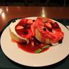 イシヤカフェ - 料理写真:ホットケーキベリー