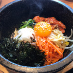 韓国料理Bibim - 石焼きタッカルビビビムパ