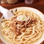 麺道はなもこし - 料理写真: