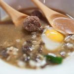 ブロカント - 鹿スープ