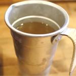 66482104 - 鯛茶漬けの出汁