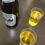 66483216 - アサヒで乾杯!!