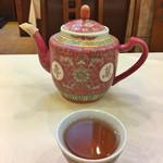 生香園 - 無料のお茶