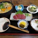 宮古 - 料理写真:ほうとう定食