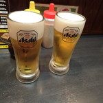 麺処 たざ和 TAZATON - ビールは呑みます