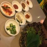 李さんの台所 - 野菜とおかず