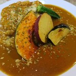 キッチンダディー - 野菜カレー