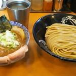 中華蕎麦 とみ田 - 本当に綺麗な麺