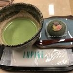 66489590 - 和菓子と御抹茶(4月)