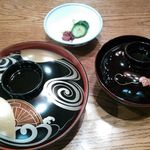 66490507 - ランチ・鰻丼定食 4,320円 2016年2月