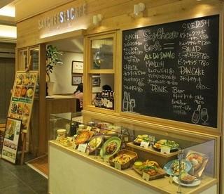 セイチーズ!カフェ ルミネ横浜店