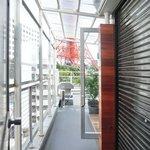 ESCRIBA - 外観の7階入口の風景です