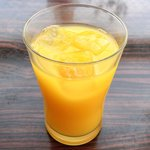 ESCRIBA - リゾットセット 1000円 のオレンジジュース