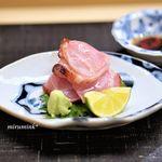 66492363 - 千葉県勝浦の金目鯛の炙り