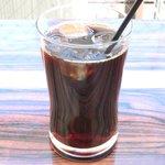 ESCRIBA - リゾットセット 1000円 のアイスコーヒー