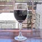 ESCRIBA - リゾットセット 1000円 の赤ワイン