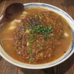 中華第一家 杜記 - マーラー麺