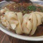 中華第一家 杜記 - 刀削麺