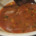 中華第一家 杜記 - スープ