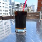 ESCRIBA - パスタセット 1000円 のアイスコーヒー