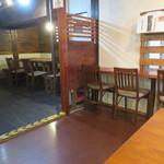 カフェ ランプ - 店内