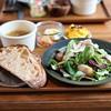 SAN - 料理写真:レッド&サラダのランチ