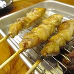 串焼キ&煮込ミ カメチヨ - ボンジリ