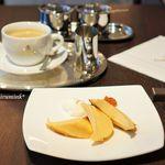 ダルマイヤー - ダルマイヤー プロドモ レギュラーコーヒー、バウムクーヘン
