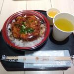 しずおかマルシェ - 桜えびのかき揚げ丼