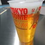 赤坂ちびすけ - ビールのカップがおしゃれでした