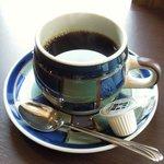 66496280 - 函館美鈴 「本日のコーヒー」